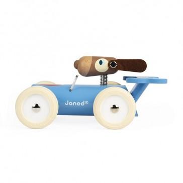 Jouet en bois de la collection Spirit Car par Janod
