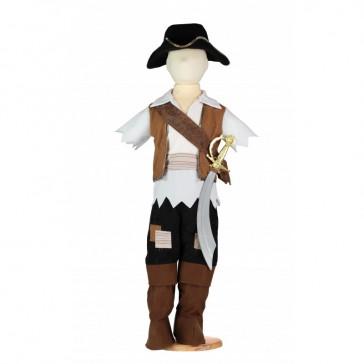 Déguisement pour enfant Pete le pirate par Travis Designs