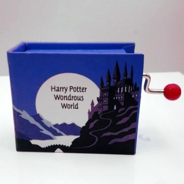 Boîte musicale Harry Potter par Protocol