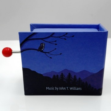 Illustration de la boîte à musique Harry Potter par Protocol