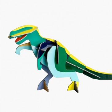 """Totem à construire """"Giant T-Rex"""" par studio ROOF"""