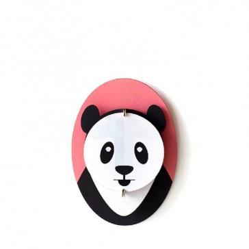 """Décoration murale à assembler """"Panda"""" par studio ROOF"""
