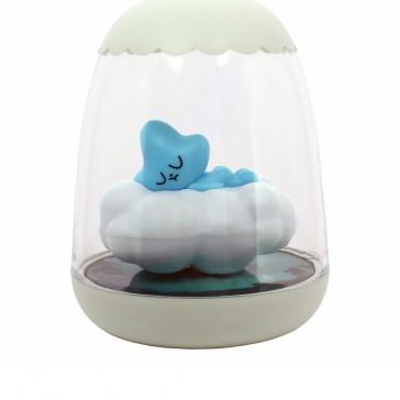 """Veilleuse rechargeable """"Etoile sur un nuage"""" par Petit Akio"""