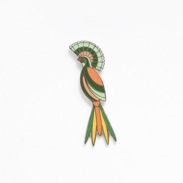 """Pins en forme d'oiseau """"Paradise Bird Gili"""" par studio ROOF"""
