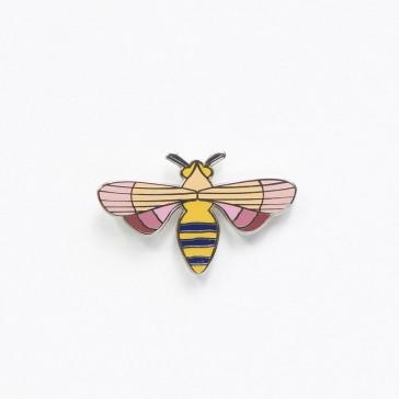 """Pins en forme d'abeille """"Honey Bee"""" par studio ROOF"""