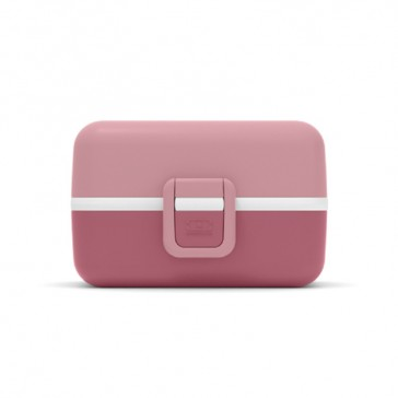 "Lunch box MB Trésor vieux rose ""Blush"" par monbento"