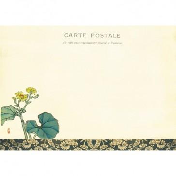 """Intérieur du carnet de notes """"La Vague"""" par Gwenaëlle Trolez"""
