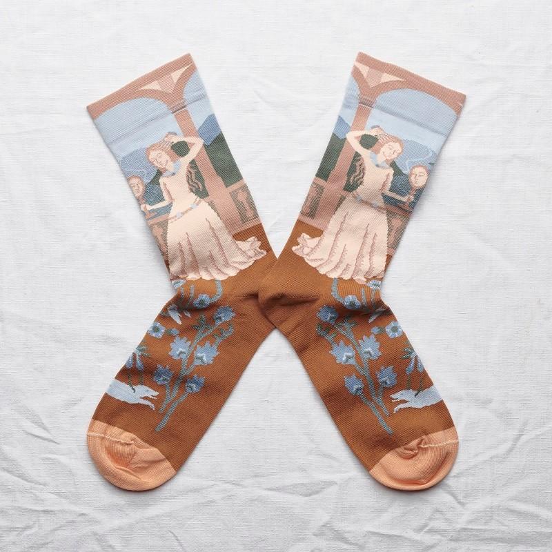 Chaussettes Princesse Ciel par Bonne Maison