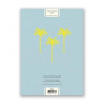 """Artbook format A4, modèle """"Palmes d'or"""" de la marque Alibabette éditions"""