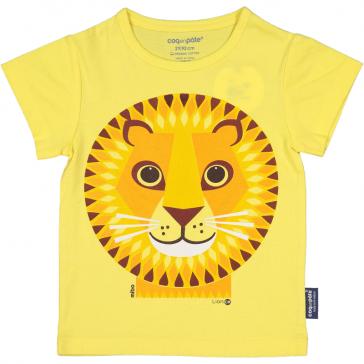 """T-shirt """"Lion"""" par Coq en Pâte"""