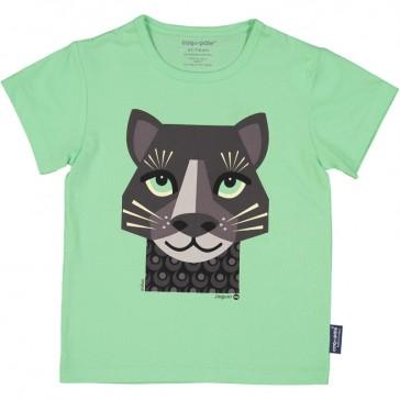 """T-shirt """"Jaguar"""" par Coq en Pâte"""