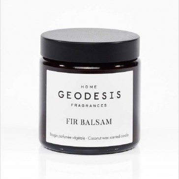 "Bougie végétale ""Fir Balsam"" par Geodesis"