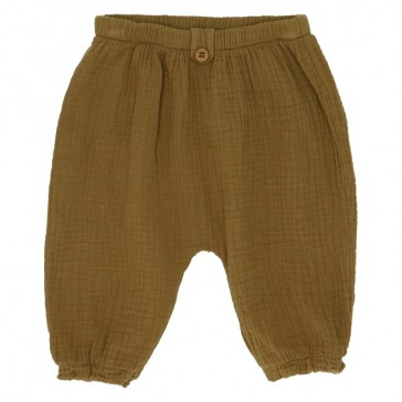 "Pantalon ""Barry"" bronze par Heart of Gold"