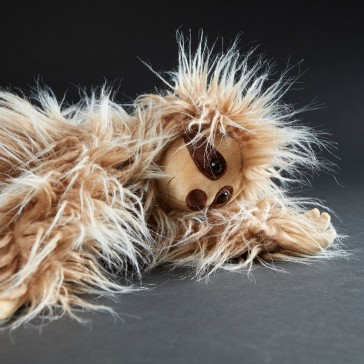"Peluche modèle ""Trudel Trude"", collection Beaststown par SIgikid"