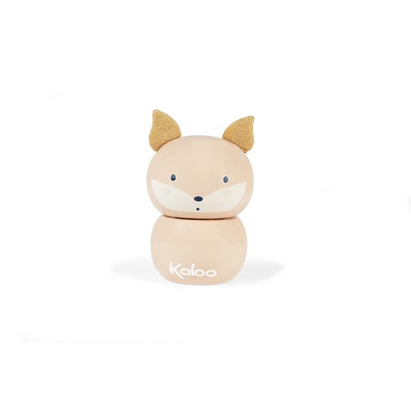 """Ma petite boîte à dents """"Renard"""" par Kaloo"""