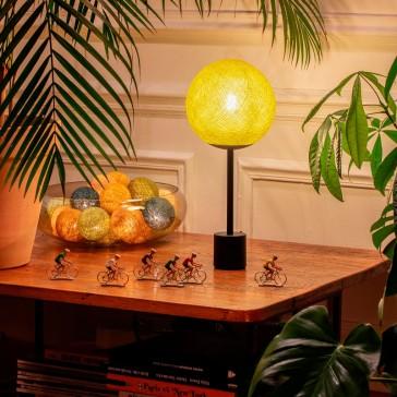 Lampe de bureau façon boule lumineuse à poser par La Case de Cousin Paul