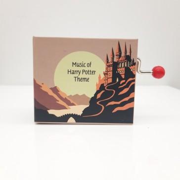 "Boîte musicale thème original de ""Harry Potter"" par Protocol"