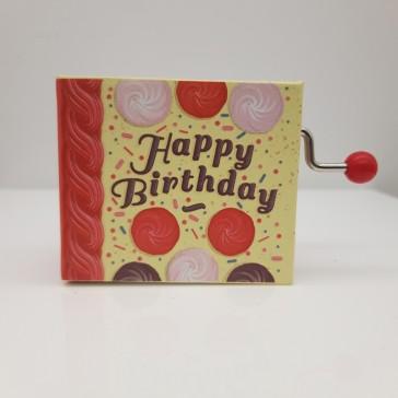 "Boîte musicale ""Happy Birthday"" par Protocol"