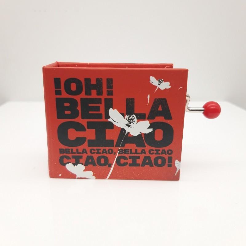 """Boîte musicale jouant """"Bella Ciao"""" par Protocol"""