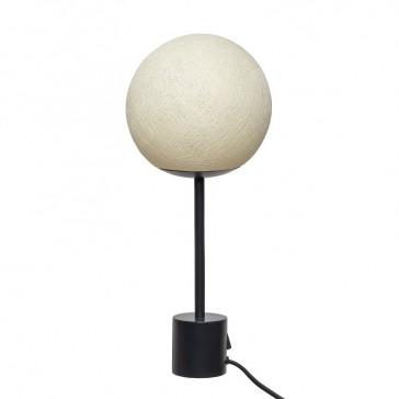Lampe de bureau moderne Apapa blanc cassé par La Case de Cousin Paul