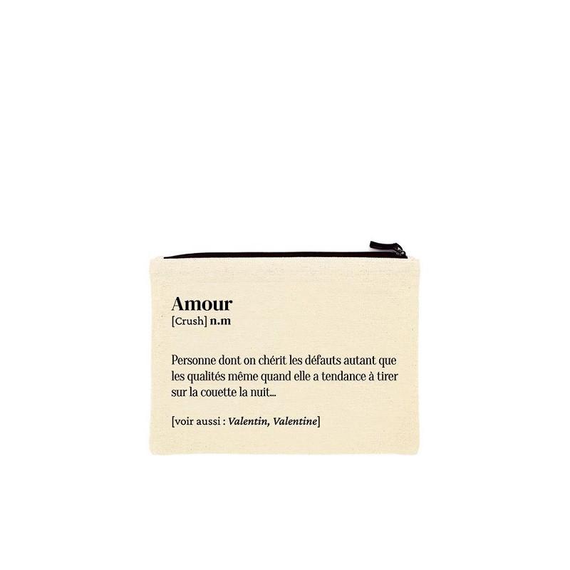"Pochette ""Amour"" par Hindbag"