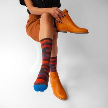 Paire de chaussettes de la collection Le Feu par Bonne Maison