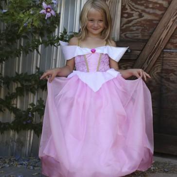 Robe de princesse élégante pour petite fille de la marque Canadienne Great Pretenders