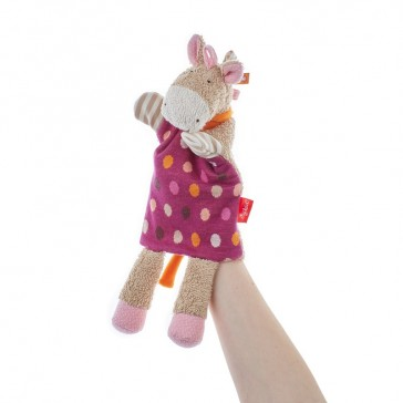 Marionnette pour enfant, modèle Poney par Sigikid