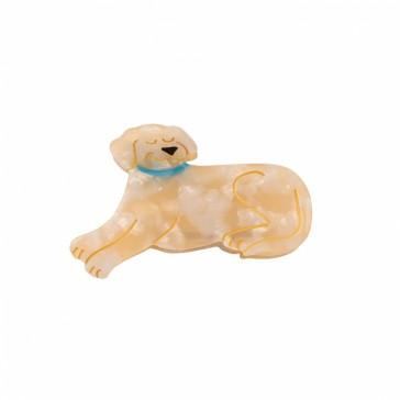 """Pince à cheveux """"Labrador"""" par Coucou Suzette"""