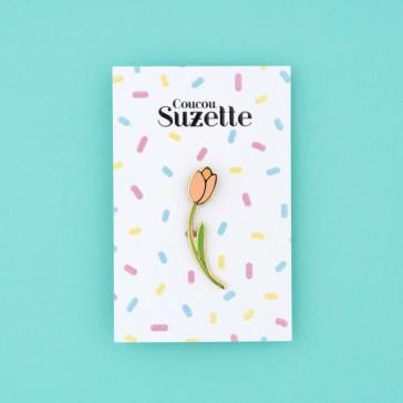 """Pins """"Tulipe"""" par Coucou Suzette"""