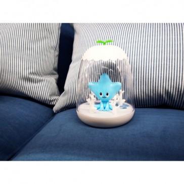 """Veilleuse rechargeable tactile """"Etoile de mer"""" par Petit Akio"""