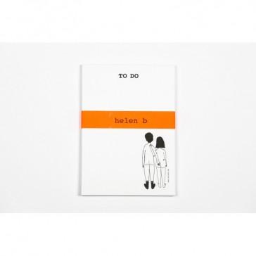 "Bloc-notes ""Naked couple back"" par helen b"