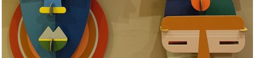 Découvrez la sélection de Maison Pouic pour décorer les murs de votre maison.